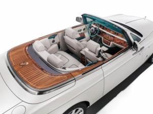 Rolls-Royce создал люксовый кабриолет для махараджей Дубая
