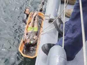 Рыбак два дня проплыл по Тихому океану на пенопласте из холодильника