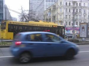 Киев транспорт