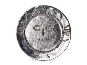 Серебряное блюдо