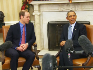 Уильям и Обамаv