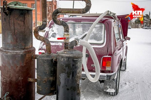 на природном бытовом газе автомобиль будет работать кандидату: Граждане