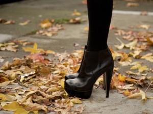 Чем опасен высокий каблук