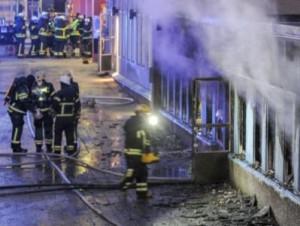 В Швеции подожгли вторую за несколько дней мечеть