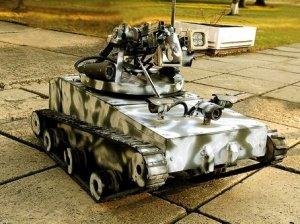 танк-беспилотник