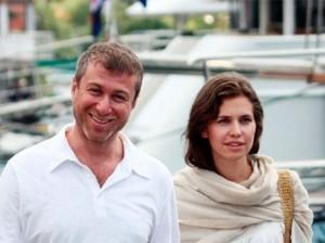 Роман Абрамович женился