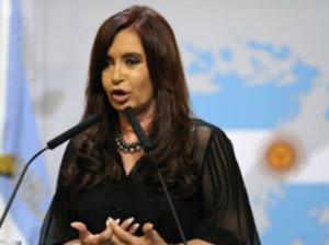 Кристина Фернандес Киршнер
