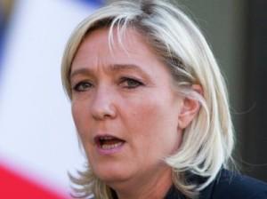 Оппонентка обвинила Олланда в отсутствии мужества