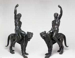 бронзовые скульптуры Микеланджело