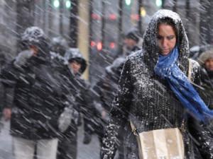Що відбувається з тілом людини, коли на вулиці мороз