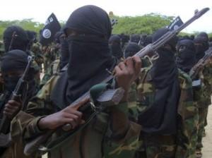 боевики «Аш-Шабаб»