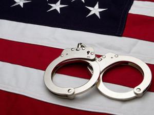 задержание в США