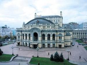 Опера в Киеве