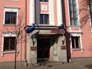 посольство сша в таллине