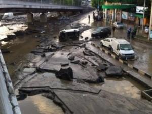 Тбилиси Наводнение