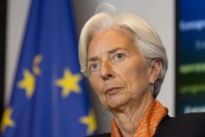 Глава МВФ