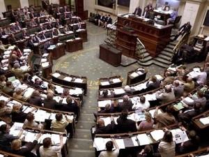 parlament Belgii