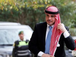 Принц Иордании