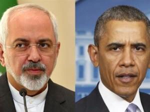 Зариф и Обама