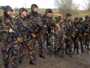 венгерские солдаты