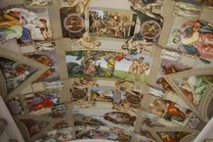 фрески Сикстинской капеллы