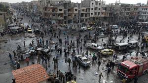 Сирия теракты