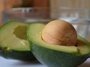 Косточка авокадо