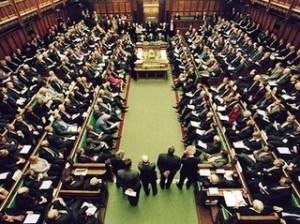 В парламенте Британии