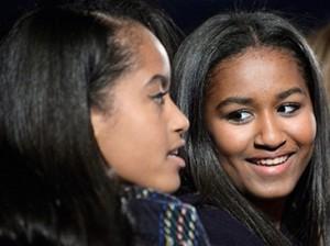 дочки Обамы