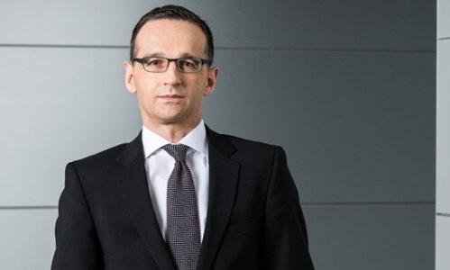 Министр юстиции Германии