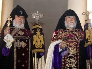 Католикосы