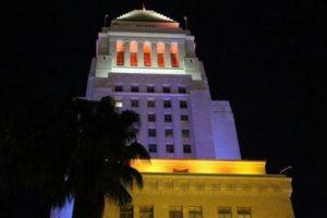 Здание мэрии Лос-Анджелеса