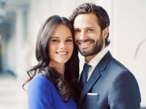 Prins Carl Philip och Sofia