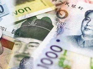 валюта-азия