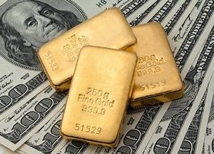 Доллар и золото