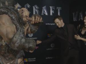 HoloLens Warcraft Movie