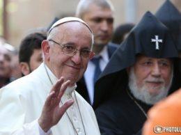 Папа и Католикос