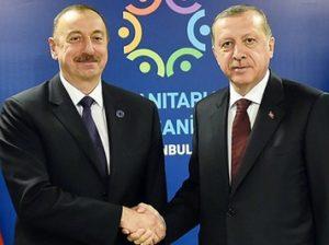 Алиев и Эрдоган