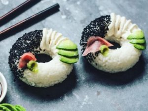 Суши-пончики