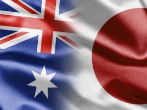 Австралия и Япония