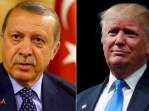 Эрдоган и Трамп
