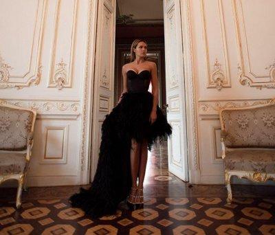 Кристина дизайнер платья