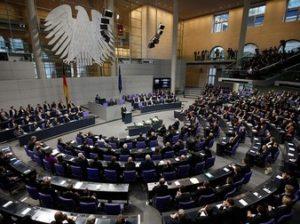 Немецкие депутаты