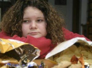 депрессия и ожирение