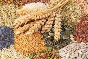крупы и зерно