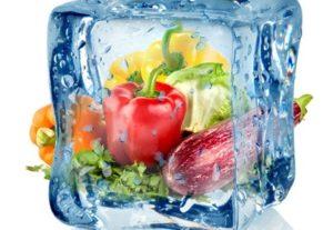 замороженная еда