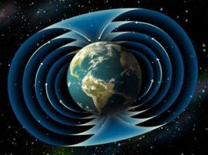 защитное поле вокруг Земли