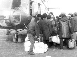 беженцы из Карабаха