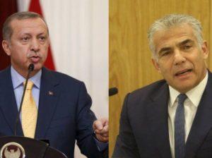 Эрдоган и Лапид