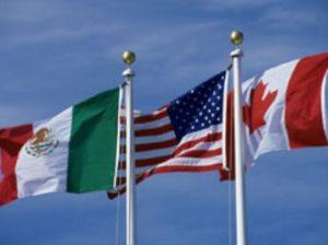 США, Мексика и Канада